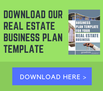 download real estate business plan template