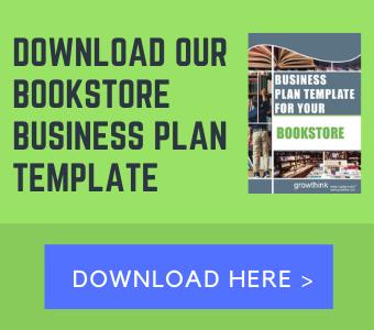 bookstore business plan template