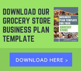 grocery store business plan template